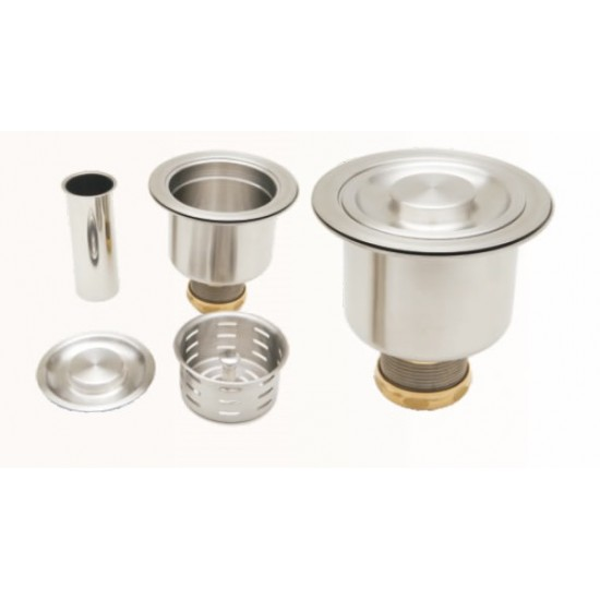 Bosco Deluxe Kitchen Sink Strainer Assembly