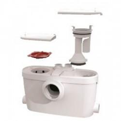 Pump-up Toilets & Bathrooms
