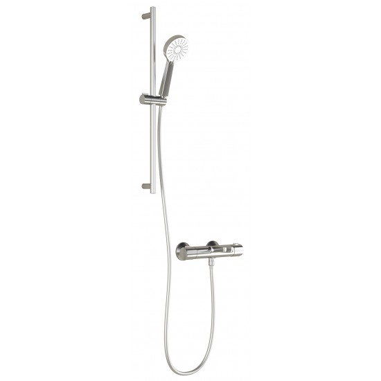 Kalia - PROMIX™ - ½'' External Thermostatic Valve with Spout Shower System - Chrome