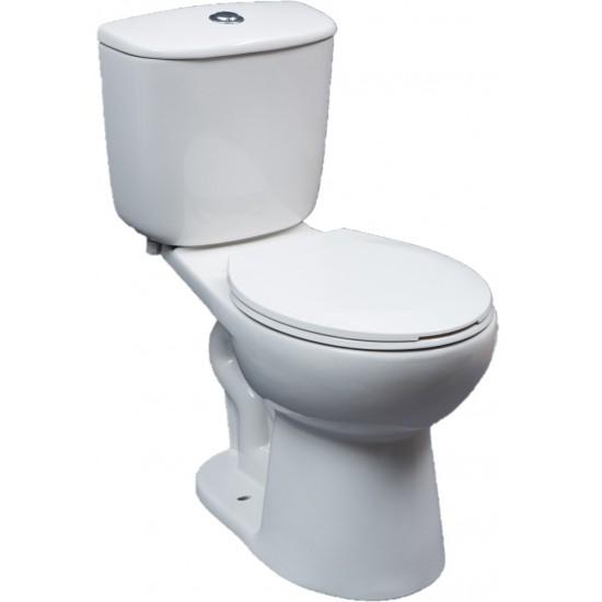 Cabalo - Phoenix Dual Flush - 2 Piece Round Toilet - Z58R16/S23348