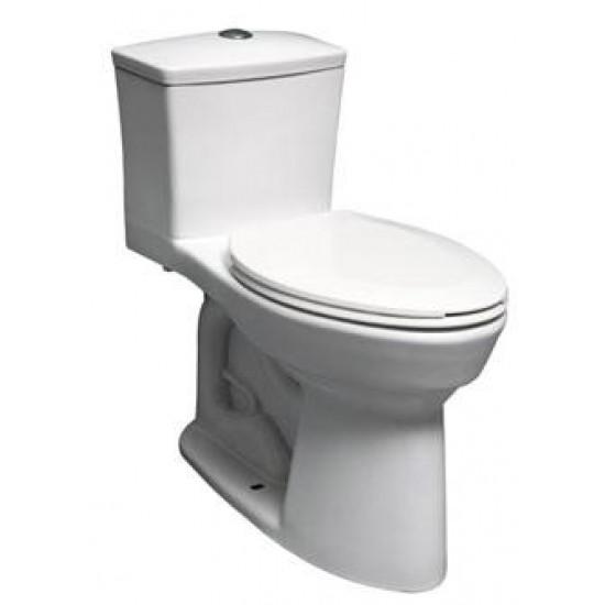 Cabalo - Granby Dual Flush -  1 Piece Elongated Toilet - L4816E346