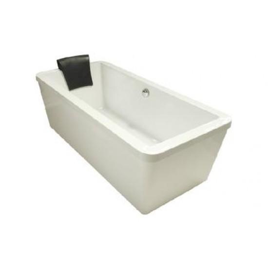 Cabalo - Rectangular Freestanding Bathtub - RF1220B
