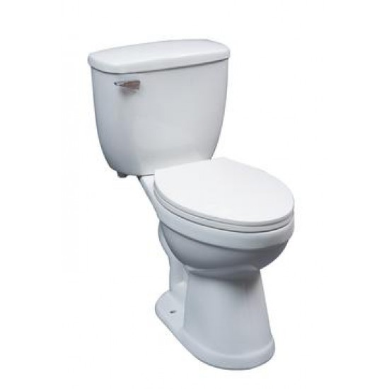 Cabalo - Denver - 2 Piece Elongated Toilet - Z34E18/S61206