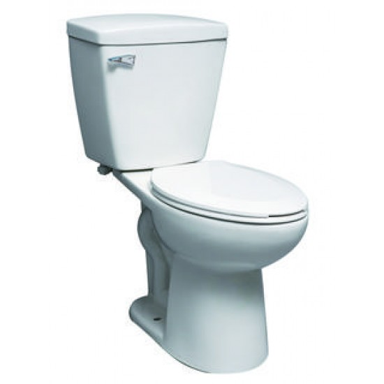 Cabalo - Chicago - 2 Piece Round Toilet - Z58R16/S19348
