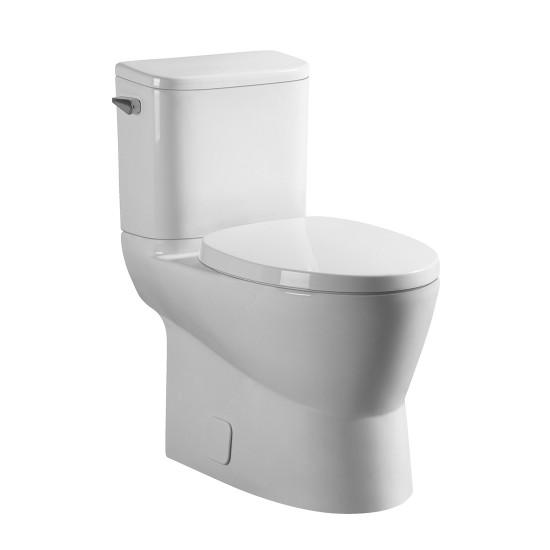 Cabalo - Charlotte -  2 Piece Elongated Toilet - DP2511TS