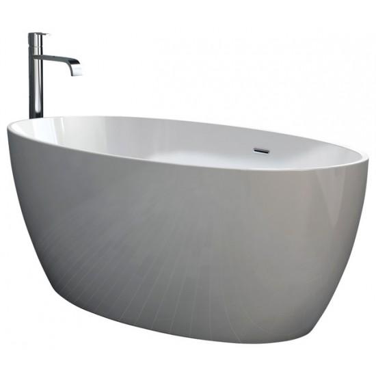 Fleurco - Voce Petite - Lucite Acylic Freestanding Bathtub