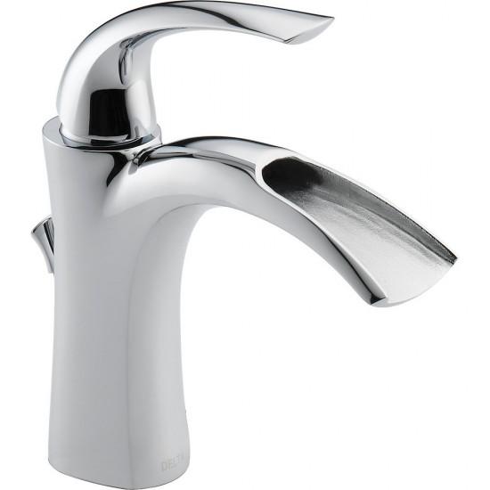 Delta - Nyla Single Handle Lavatory Faucet - Chrome