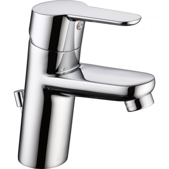 Delta - Single Hole Lavatory Faucet - Chrome