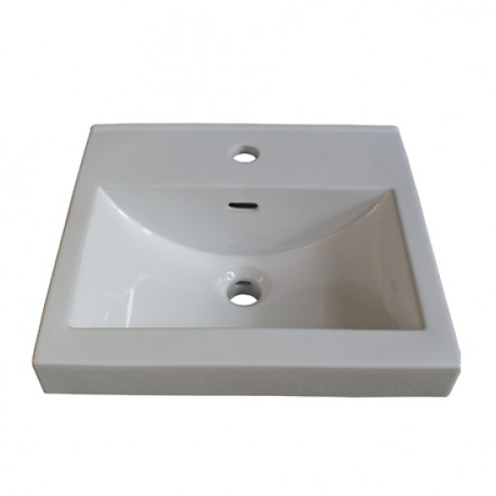 Fairmont Designs - Rectangular – White Ceramic Undermount Sink