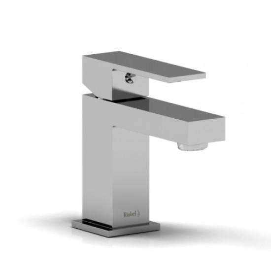 Riobel Kubik Single Hole Lavatory Faucet Polished Chrome