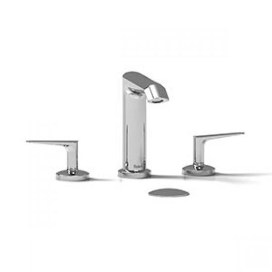 "Riobel - Venty - 8"" Lavatory Faucet - Polished Chrome"