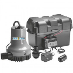 Back-up Pumps & Water Protection