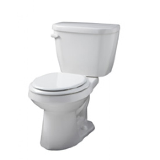 Gerber - Viper - Round Front 2 pc 1.28 gpf Toilet