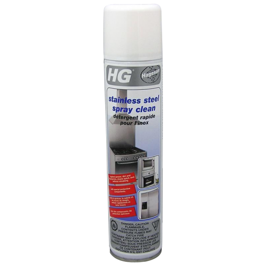 HG - Stainless Steel Cleaner Spray - 300mL