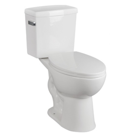 Cabalo - Hollywood - 2 Piece Elongated Toilet - Z66E17S66348FM