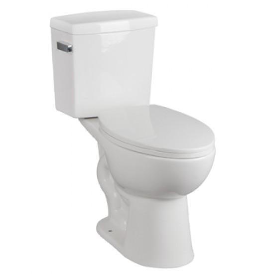 Cabalo - Berkeley - 2 Piece Elongated Toilet - Z66E17S66348FM