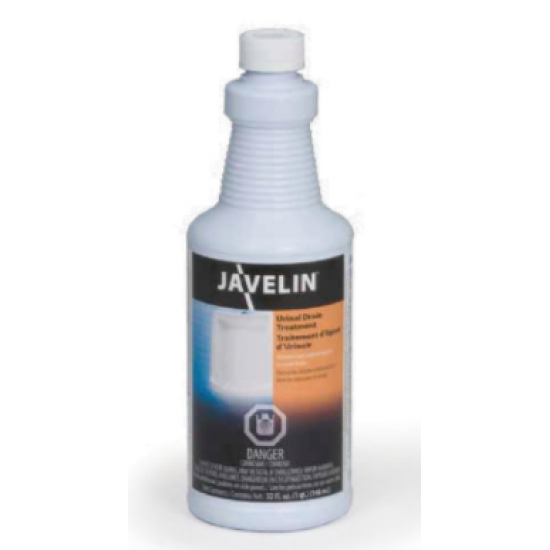 Javelin - Urinal Drain Treatment - Case Quantity - 6 x 946ml