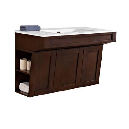 "Fairmont Designs - Shaker Americana - 36"" Bathroom Vanity - Habana Cherry"