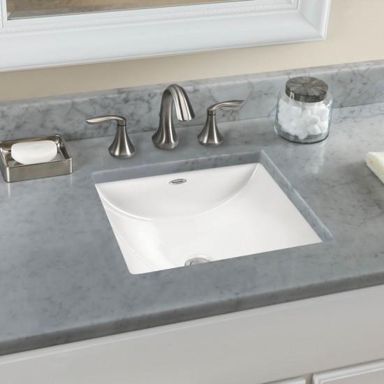 American Standard   Studio Carre   Undercounter Sink   White