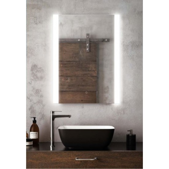 "Kalia - Accent - Illuminated LED Mirror with Anti-Fog System - 18"" x 26"""