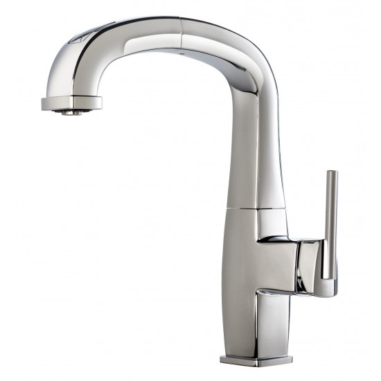 Kalia Elito Surfer Single Handle Kitchen Faucet With Pullout