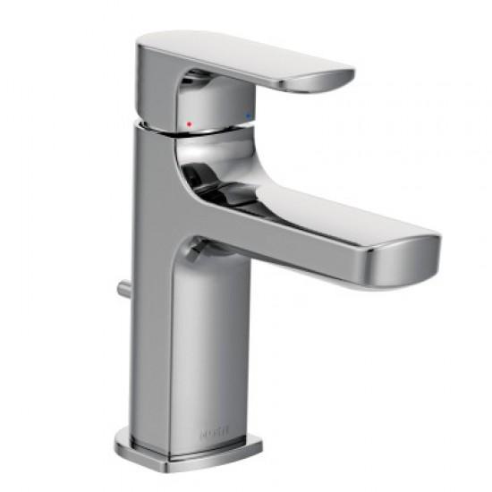 Moen - Rizon- Single Hole Lavatory Faucet - Chrome