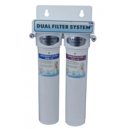 Novo - Aqua Flo - Dual Filtration System - 475 QC-2