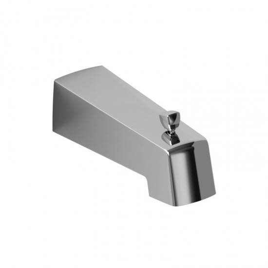 spout products tub wall bw
