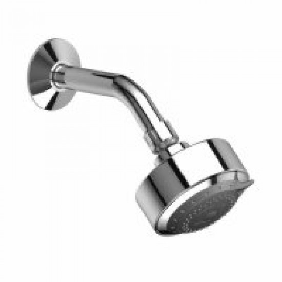 Riobel - Eco 3-jet Shower Head - P358C - Chrome
