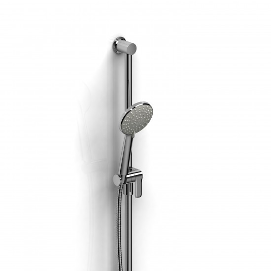 Riobel - 5063C Hand Shower Rail - Polished Chrome