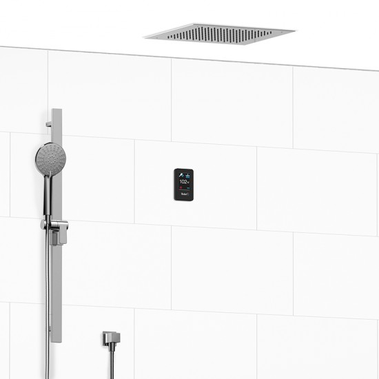 Riobel - Genius Shower System - Kit#902GEC - Chrome
