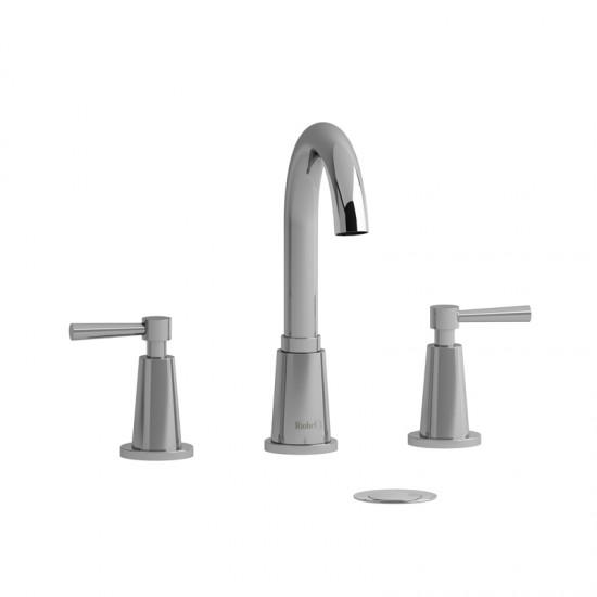"Riobel - Pallace - 8""cc  Widespread Lavatory Faucet -  Chrome"
