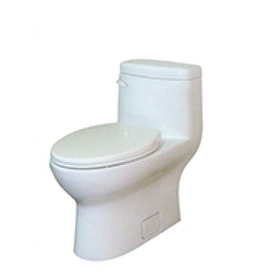 Gerber - Avalanche CT - 1.28gpf One-Piece Toilet