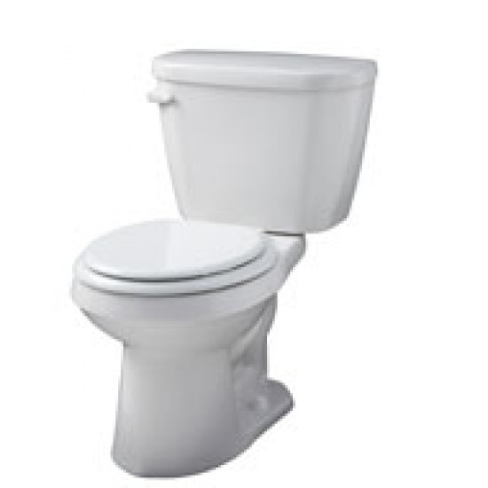 Gerber - Viper - Round Front 2 pc 1.6 gpf Toilet