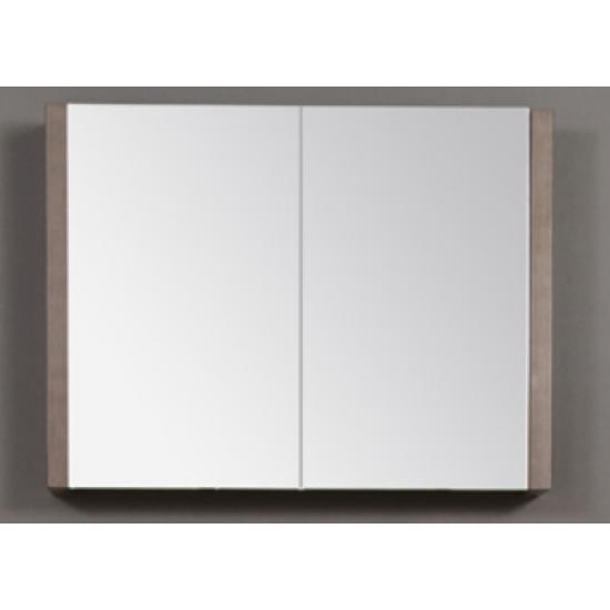 "Veneto Bath - Mirrored Medicine Cabinet - Walnut - 31.5"" x 23.5"""
