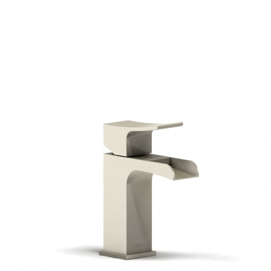 Zendo - Single Handle Bathroom Faucet - Brushed Nickel