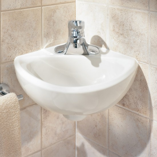 American Standard Cornice Wall Mounted Sink 4 Quot Centers