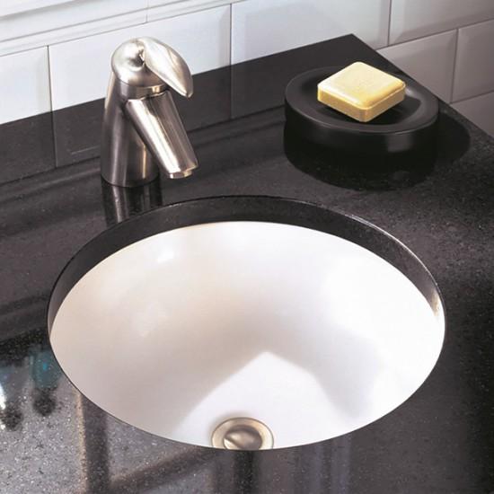 "American Standard - Orbit - Undermount Lavatory Sink - 15 ½"" Round"