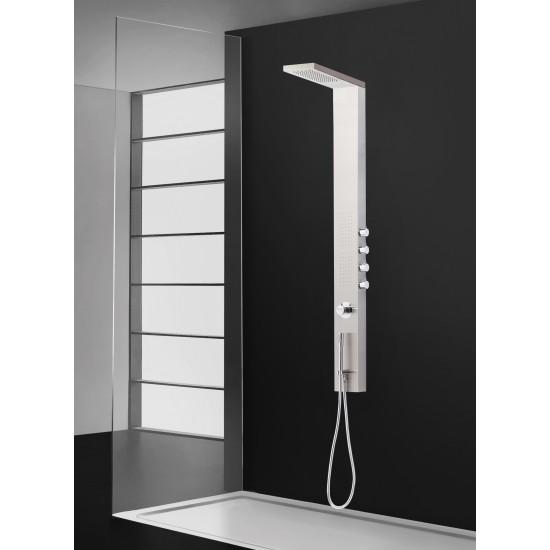 PierDeco - Shower Column PD-878-TS AquaMassage - With Tub Spout